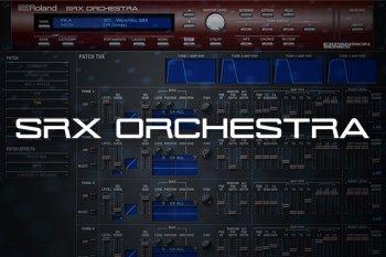 罗兰管弦乐合成器 – Roland VS SRX ORCHESTRA v1.0.5 PC