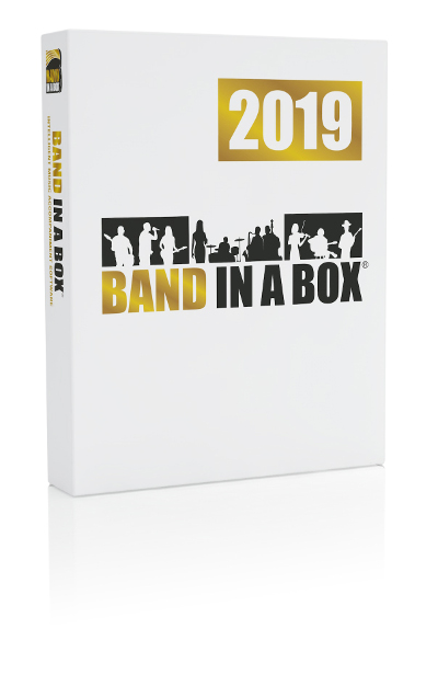 自动编曲软件 – Band in a Box 2019 WIN版+全套音色(含安装教程)