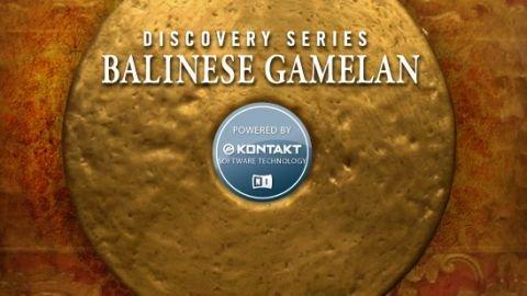 印度乐器 – Native Instruments Discovery Series: Balinese Gamelan v1.5.2 KONTAKT [FULL]