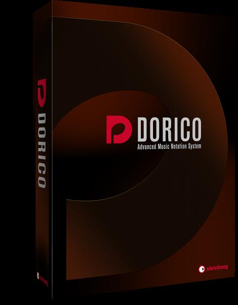 打谱软件 – Steinberg Dorico v1.0.20 PC版 64位