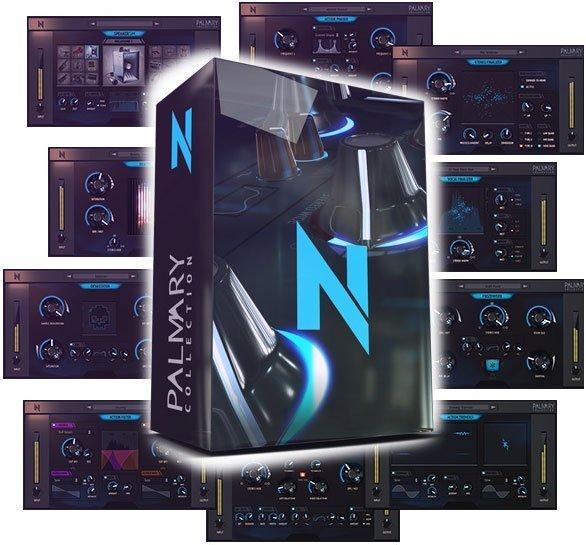 效果器套装 – NoiseAsh Palmary Collection 1.1.0 WIN