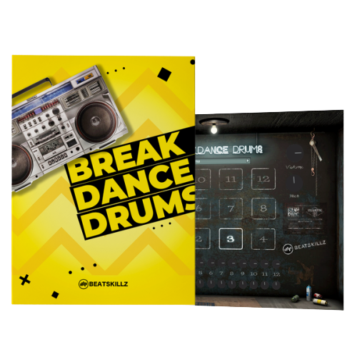 鼓插件 – BeatSkillz Breakdance Drums v1.0 x64