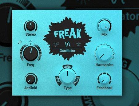 调制效果器 – Native Instruments Freak 1.0.1 x64
