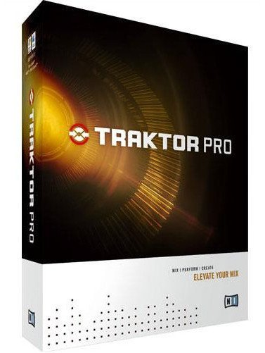 专业DJ软件 – Native Instruments Traktor Pro 3.2.1 x64