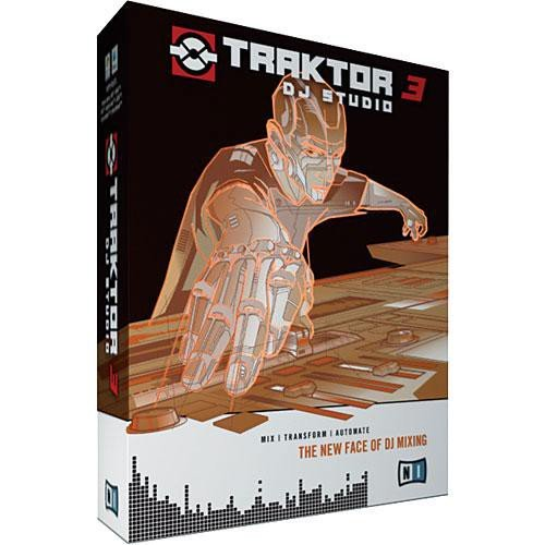 DJ宿主 – Native Instruments Traktor Pro 3.2.1.9 MacOS
