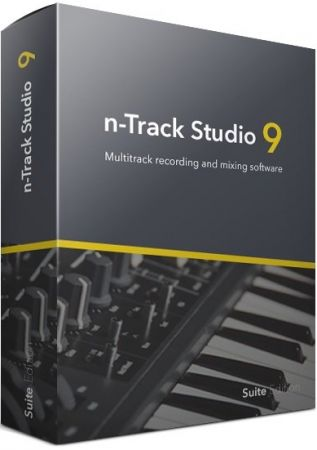高品质录音软件 – n-Track Studio Suite 9.1.0 Build 3626 Multilingual WIN