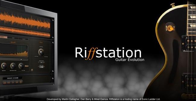 歌曲扒带工具 – Sonic Ladder Riffstation v1.6.0.0 MacOSX WIN