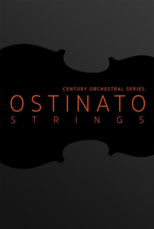 世纪奥斯汀弦乐 – 8Dio Century Ostinato Strings KONTAKT