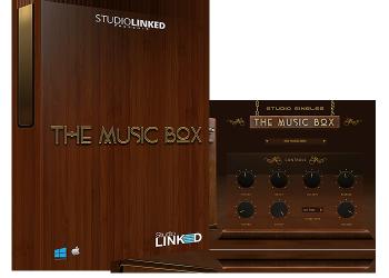 音乐盒 – Studiolinked Music Box v1.00 WiN/MAC