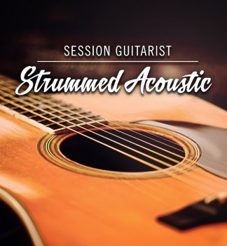 民谣原声吉他 – Native Instruments Session Guitarist Strummed Acoustic v1.1.0 UPDATE ONLY KONTAKT