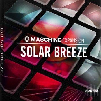 indie electronica风格拓展包 – Native Instruments Solar Breeze Maschine Expansion v2.0.2 HYBRID DVDR