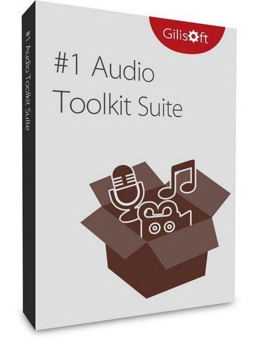 音频编辑工具 – GiliSoft Audio Toolbox Suite 2019 v7.5.0 WIN