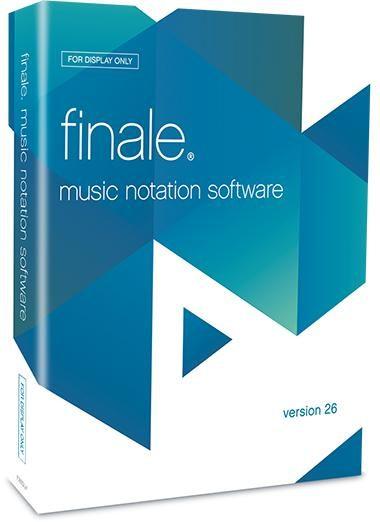 打谱软件 – MakeMusic Finale 26.2.1.468 WIN