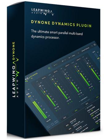 智能多频段动态处理器 – Leapwing Audio DynOne 3.0 x64 WIN