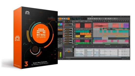 Bitwig Studio v3.0.2 WIN