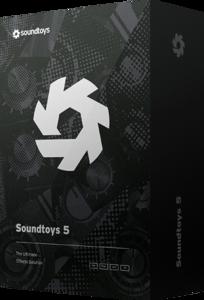 效果机架 – SoundToys v5.0.1.10839