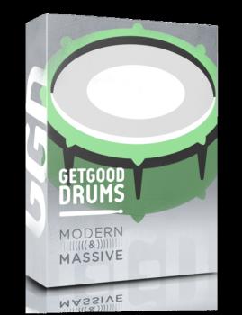 鼓音源 – GetGood Modern and Massive Pack v1.1.0 KONTAKT