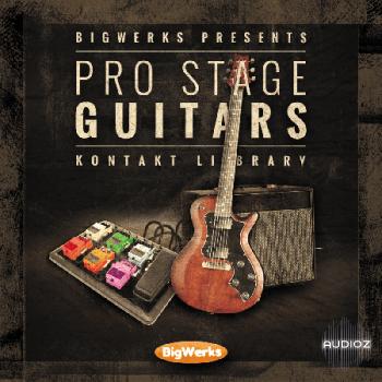 电吉他 – Bigwerks ProStage Guitars KONTAKT
