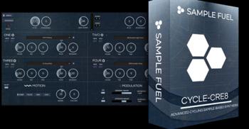 黑龙综合 – Sample Fuel CYCLE-CRE8 v1.01 (HALion)