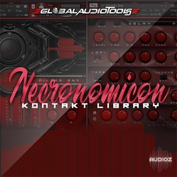 电子音色 – Global Audio Tools Necronomicon KONTAKT-DECiBEL