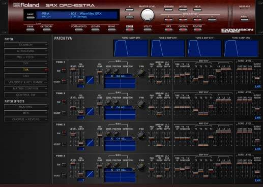 罗兰管弦乐 – Roland VS SRX Orchestra 1.0.8 WIN
