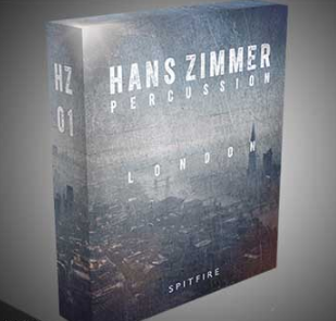 喷火影视打击音源 – Spitfire Audio HZ01 Hans Zimmer Percussion London Ensembles KONTAKT