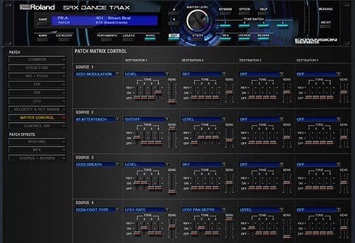 罗兰舞池音色拓展 – Roland SRX Dance Trax 1.0.4 WIN
