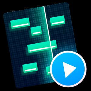 混合专业音序器 – Mix Up Studio 3.1.5 MacOS