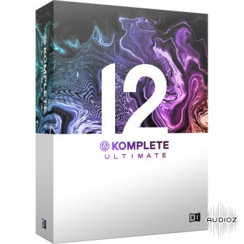 综合音源 – Native Instruments KOMPLETE 12 Ultimate [Online install + Patch] Mac OSX