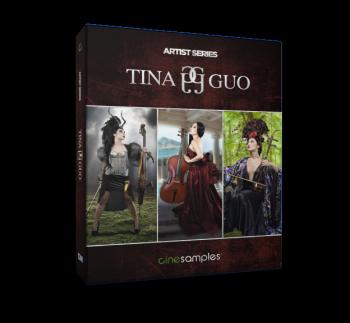 郭婷娜大提琴和二胡 – Cinesamples Artist Series: Tina Guo v1.2 KONTAKT