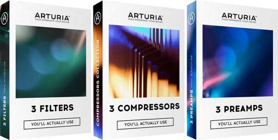 综合效果器插件 – Arturia 5×3 FX 2020.2 x64 WIN