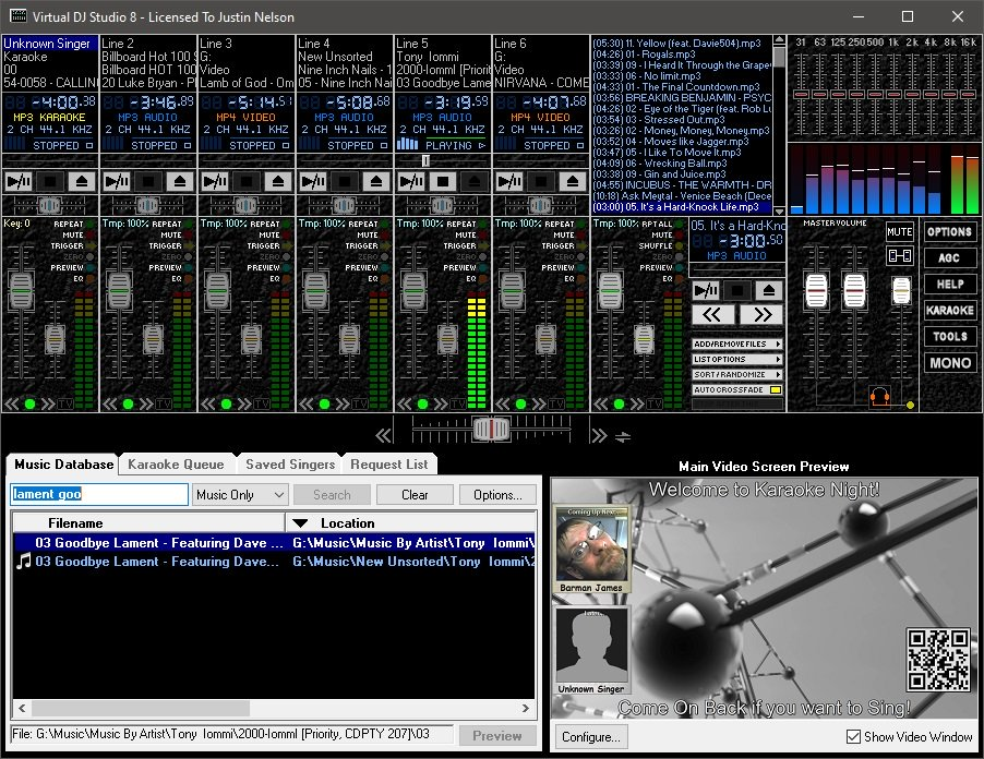 DJ混音神器 – Virtual DJ Studio 8.0.5 WIN