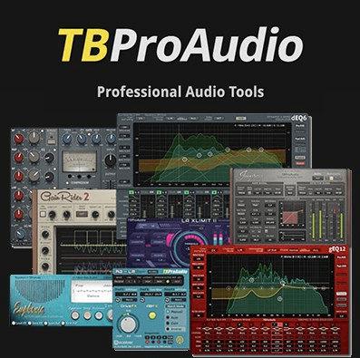 效果器插件 – TBProAudio Bundle 2020.01 WIN