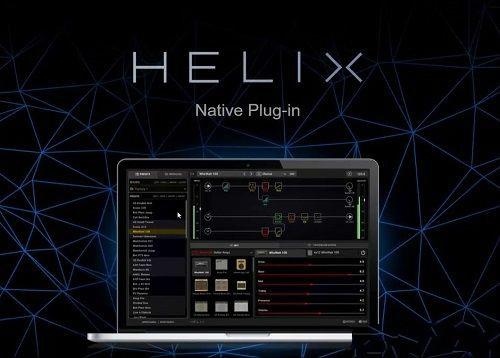 吉他效果器 – Line6-Helix Native v1.82 Win