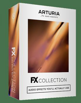 FX合成音色 – Arturia FX Collection 1.0.1 Win