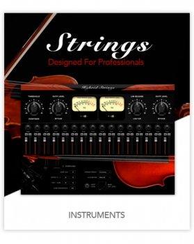 弦乐音源 – Muze Hybrid Strings KONTAKT