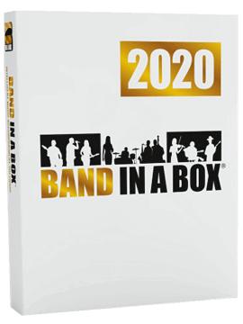Band in a box 2020 中文版(附视频安装教程)