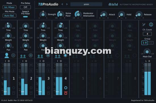 效果器插件包 – TBProAudio Bundle 2020.5.5 Win