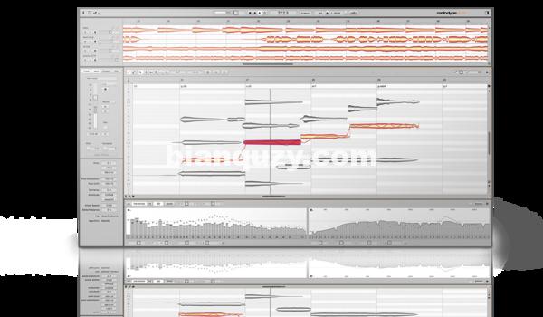 新版修音神器 – Celemony Melodyne 5 Studio v5.0.0.048 Win