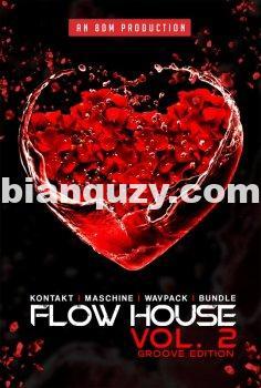 电子合成音色 – 8dio 8DM Flow House Vol 2 KONTAKT