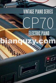复古系列电钢 – 8dio Studio Vintage Series: CP70 Electric Grand Piano KONTAKT