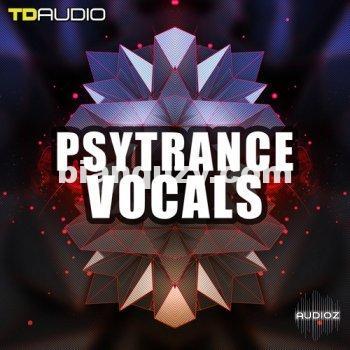Industrial Strength TD Audio Psytrance Vocals WAV