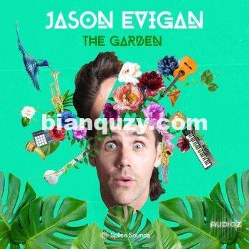 Splice Jason Evigan The Garden Sample Pack WAV-DECiBEL