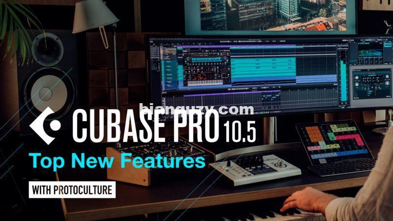 最新Cubase Pro 10.5.2 完整版