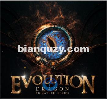 合成音色 – KeepForest Evolution Dragon v1.3 [KONTAKT]