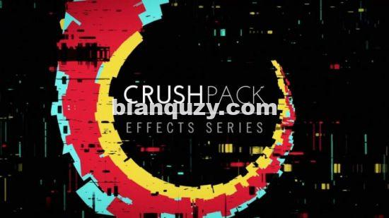 音色破坏效果器包 – Native Instruments Crush Pack v1.1.0 MacOS
