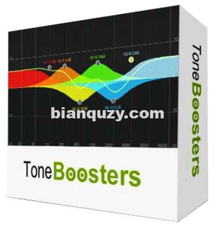 效果器插件 – ToneBoosters Plugin Bundle 1.4.5 Win