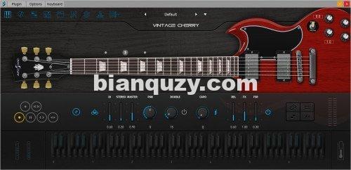吉普森SG复古电吉他 – Ample Sound Ample Guitar VC v3.2.0 WiN/OSX