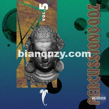 原始的打击乐器采样 – RARE Percussion PercussionGodz Vol. 5 WAV