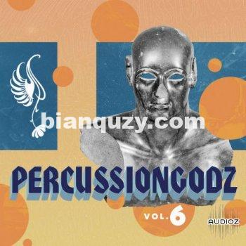 原始的打击乐器采样 – RARE Percussion PercussionGodz Vol. 6 WAV